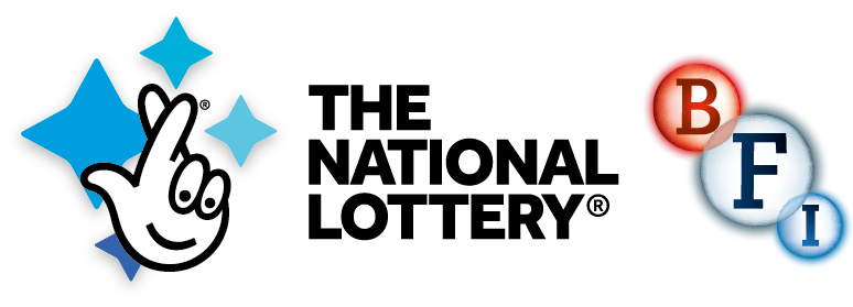BFI. Awarding funds from The National Lottery. Film Forever