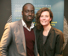 Yaw Basoah (producer) and Faye Gilbert (writer and director) - Kill Her Witch