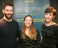 Stephen Smith (producer), Nour Wazzi (director), Ruth Pickett (writer) - The Opposite of Everything