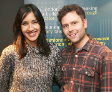 Liam Creighton (director) and Ayndrilla Singharay (writer) - Punishment