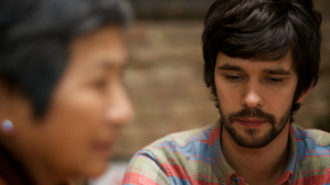 Cheng Pei Pei and Ben Whishaw star in Hong Khaou's Lilting.