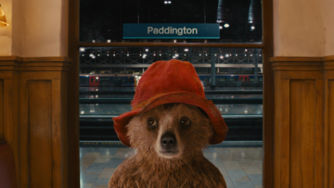 Paddington at Paddington Station
