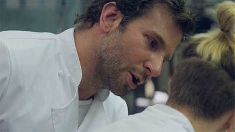 Image of Bradley Cooper in Burnt