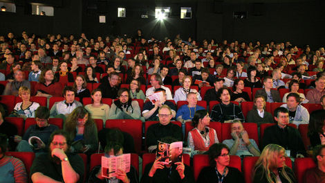 Image of Cinema audience