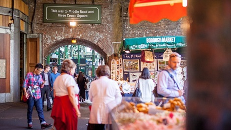 Image of Location Borough Market 2