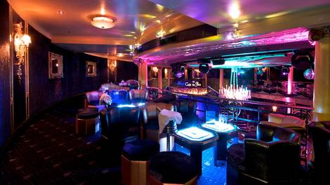 Location of the Month Cafe de Paris mezzanine