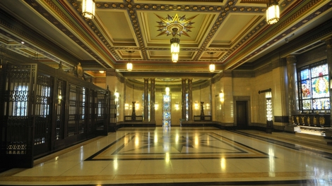 Image of Freemason's Hall