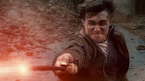 Image of Harry Potter and the Deathly Hallows Part 2