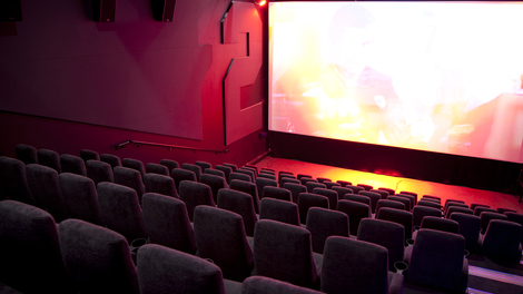Image of Hackney Picturehouse Screening Room