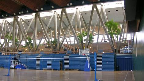 Image of Crystal Palace National Sports Centre interior