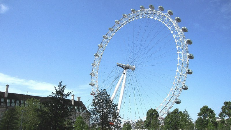 Image of The London Eye