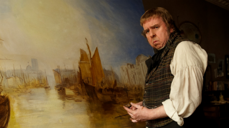 Image of Timothy Spall stars in Mike Leigh's Mr Turner