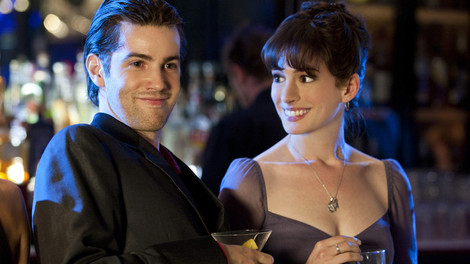 Image of Anne Hathaway and Jim Sturgess in One Day