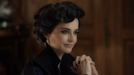 Image of film still Miss Peregrine's Home for Peculiar Children