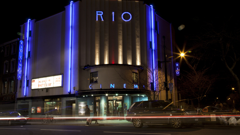 Image of hub cinema Rio Cinema