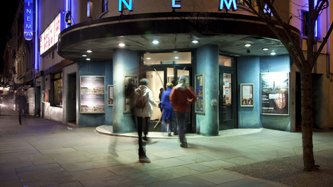 Image of hub cinema Rio Cinema 1