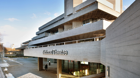 Image of National Theatre: photo by Philip Vile