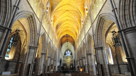 Image of location Southwark Cathedral
