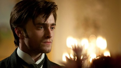 Image of The Woman in Black starring Daniel Radcliffe