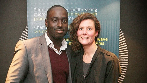 Image of Zero, Faye Gilbert and Yaw Basoah