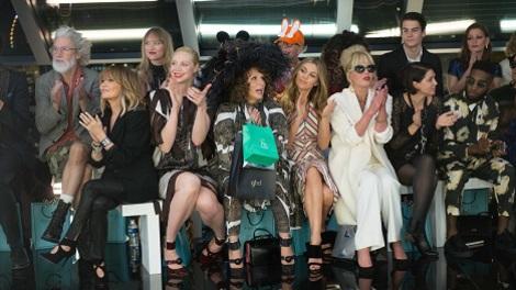 Image of film still Absolutely Fabulous 2