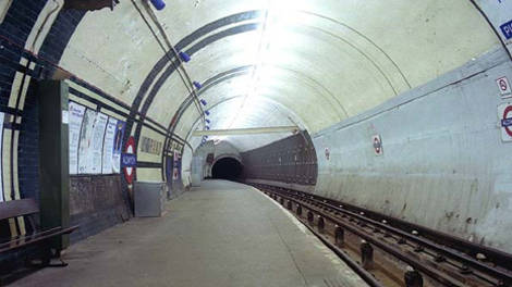 Image of Aldwych Tube Station