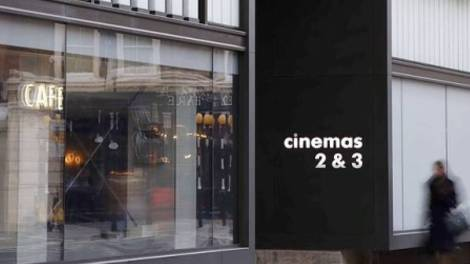 Image of Barbican Cinemas exterior
