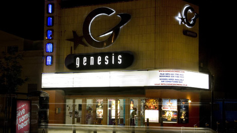 Image of Genesis Cinema exterior