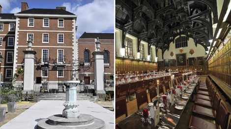 Image of location Inner and Middle Temple