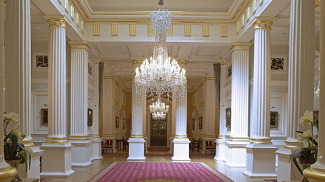 Image of location Mansion House