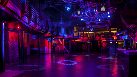 Image of Location Ministry of Sound