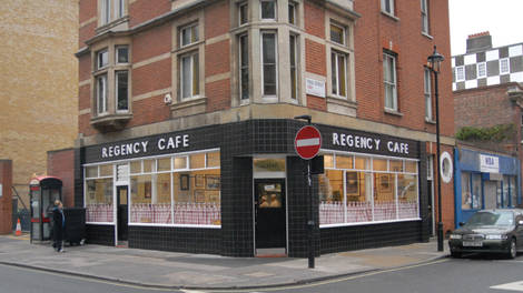 Image of location Regency Cafe