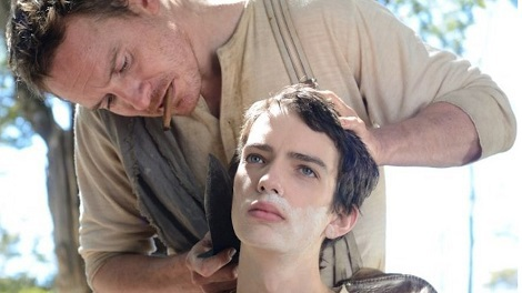 Image of film still Slow West