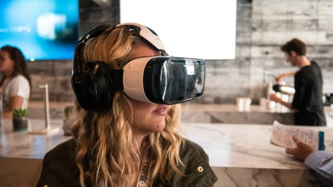 Image of event games london festival Virtual reality