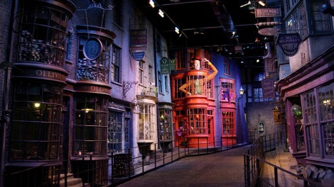 Image of studio Harry Potter Warner Bros. Studios Leavesden