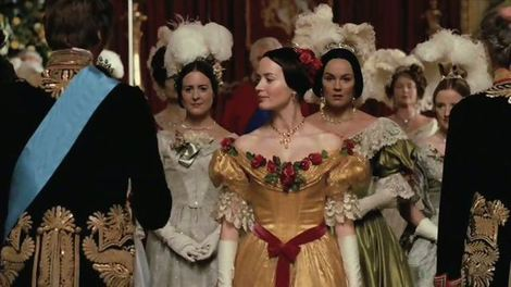 Image of film still The Young Victoria Emily Blunt