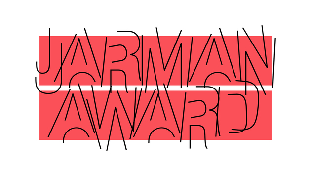 Image of Jarman Award identity 2020 (homepage)
