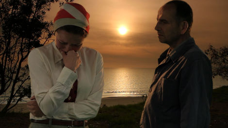 Image of Anja Kirschner and David Panos The Empty Plan, FLAMIN Productions 2009