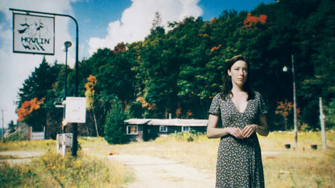 Image of Rear Projection (Molly Parker) by Mark Lewis, LAFVA 2005