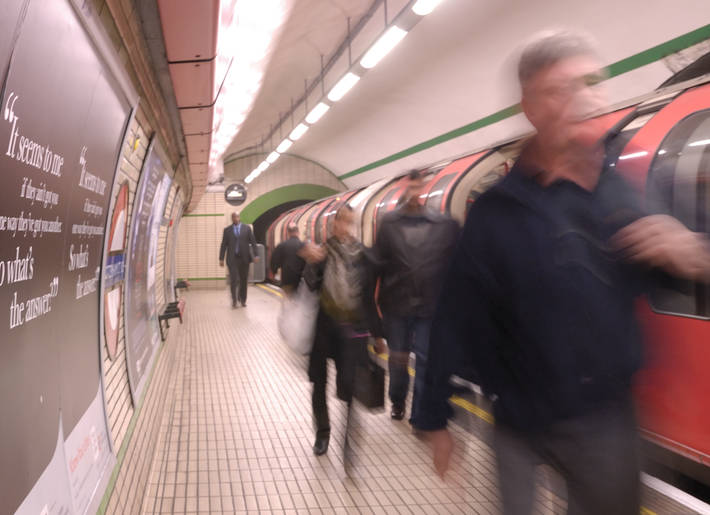 Image of London Underground