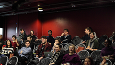 Image of Filmmakers at Microschool, London 2015
