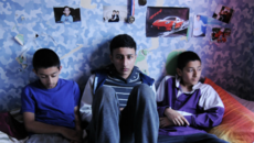 Image of a still from Three Brothers, directed by Aleem Khan.