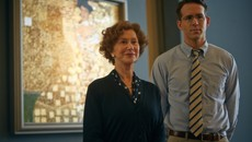 Image of Helen Mirren and Ryan Reynolds in Woman in Gold