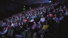 Image of Fringe! Film Festival audience