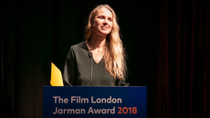 Image of Daria Martin wins Jarman Award 2018