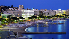 Image of event Cannes festival La Croisette