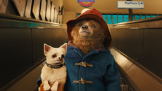Image of film still Paddington Bear station