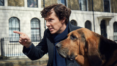 Image of film still Sherlock