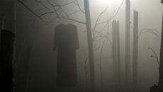 Image of FLAMIN The Deathless Woman Roz Mortimer dress