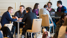 Image of event Market Trieste festival meetings